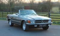 Mercedes-Benz 350 SL (1980)