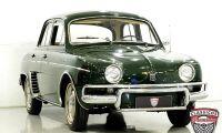 Willys Gordini 1965 um projeto que deu muito certo