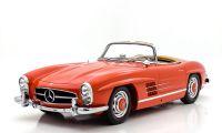 1960 MERCEDES-BENZ 300 SL ROADSTER - Just Perfect!