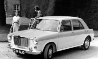 MG 1100 - luxury on small wheels