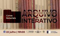 """Secretaria Regional da Cultura, da Ciência e Transição Digital promove exibição de """"Arquivo Interativo: Entre o Passado e o Futuro"""""""