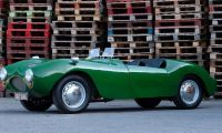 The 1962 Martin Ford Special: 1 Of 5 Survivors of this british classic model