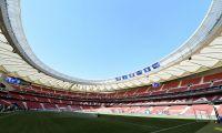 Euro2020: Particular entre Portugal e Espanha no Metropolitano com 30% da lotação
