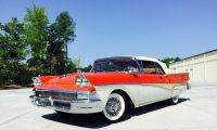1958 - Ford Fairlane - Born in USA