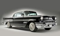 Pontiac Bonneville 1957 - It was so beatiful