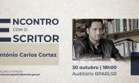 Biblioteca de Angra promove encontro com o escritor António Carlos Cortez