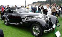 "1939 Mercedes-Benz 770 K Cabriolet B - VERY COOL ""STAR"""