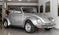 """Volkswagen """"Fusca"""" 1303 LS Cabrio de 1973 - Beleza pura"""