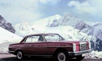 1974 MERCEDES W114 280ce COUPE..VERY RARE CLASSIC